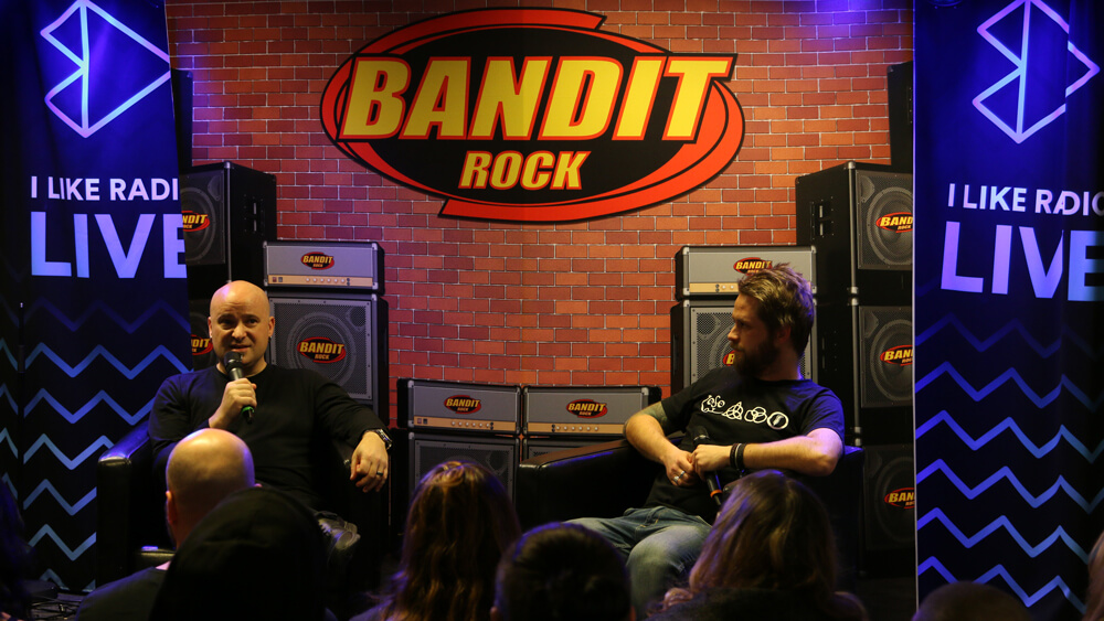 Bandit Rock & Wheel of Rizk